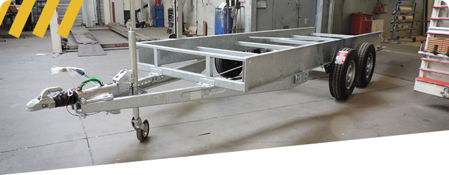 Bunk-chassis