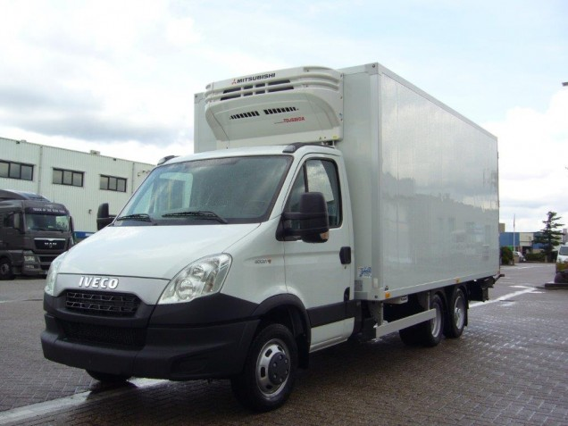 isonort 4000plus iveco daily