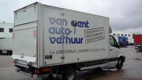 cityBOX Polylight Van Gent Autoverhuur