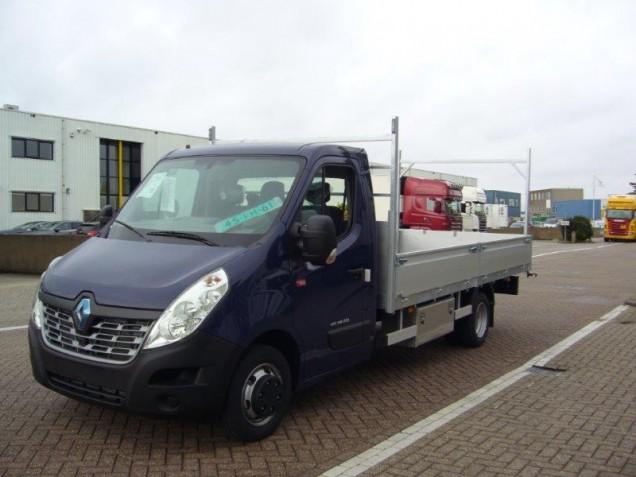 Open Laadbak Volvo Group Truck Center Rotterdam